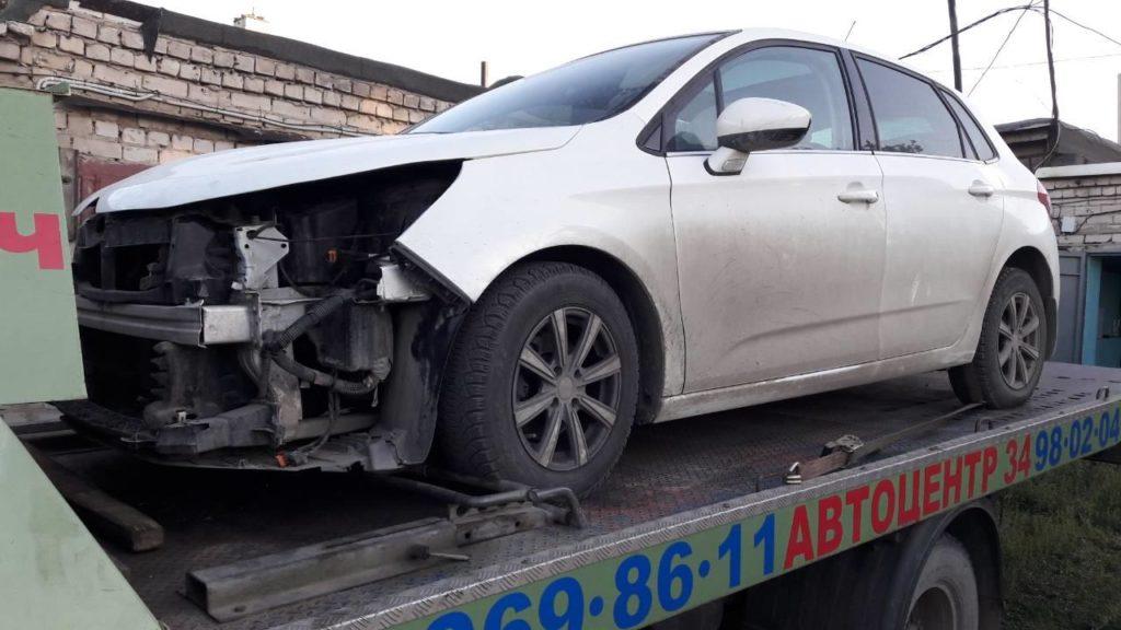 Скупка битых аварийных авто после ДТП в Калачевском районе