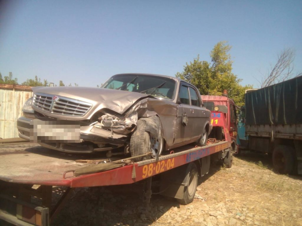 Срочная продажа битого аварийного авто после ДТП в Калачевском районе